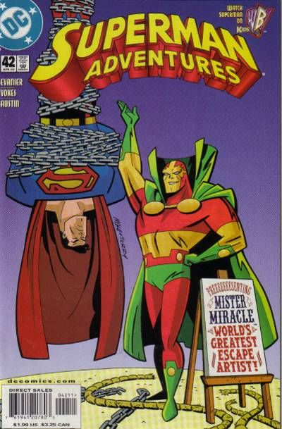 Superman Adventures Vol 1 42
