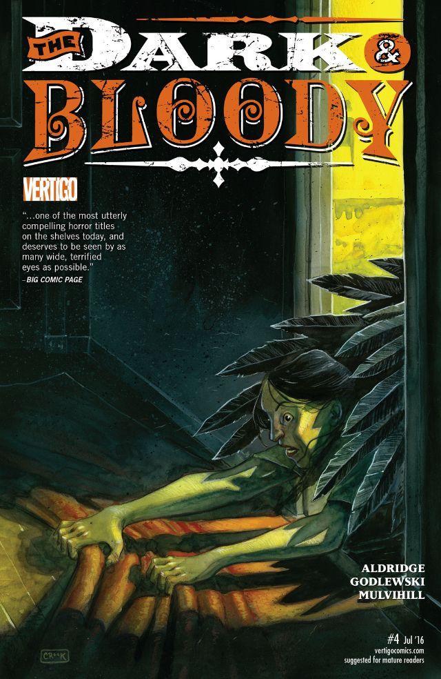 The Dark & Bloody Vol 1 4