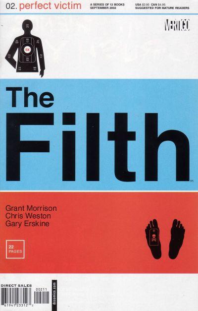 The Filth Vol 1 2