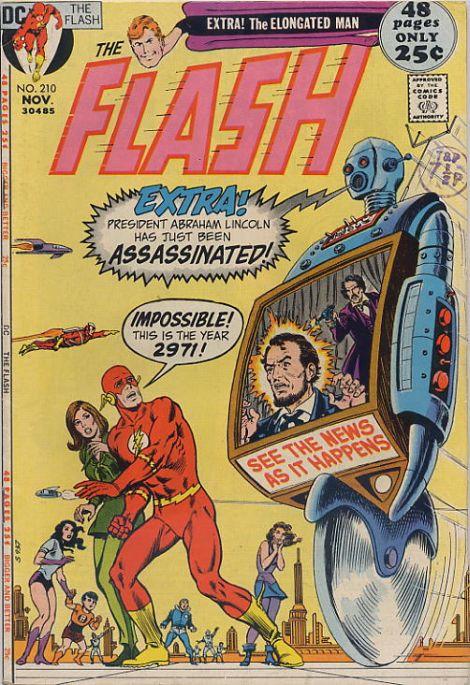 The Flash Vol 1 210
