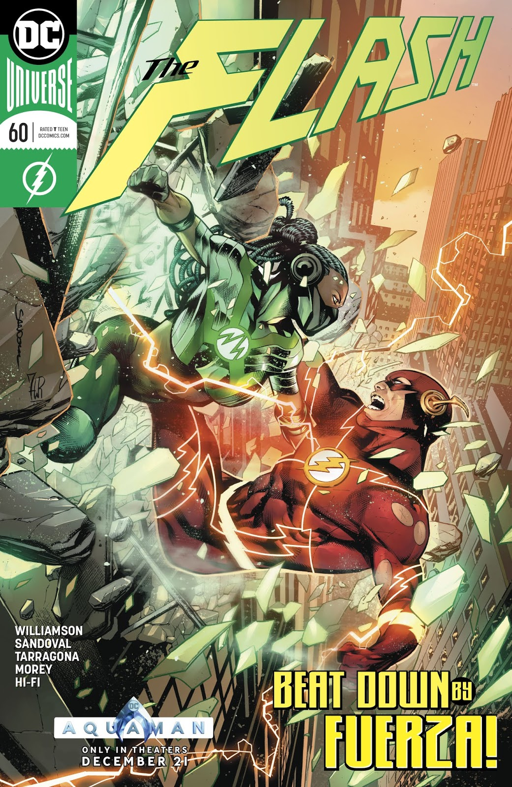 The Flash Vol 5 60