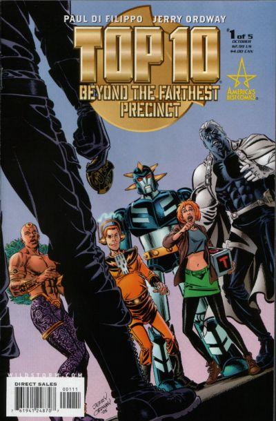 Top 10: Beyond the Farthest Precinct Vol 1