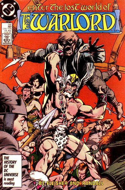 Warlord Vol 1 118