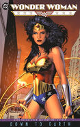 Wonder Woman Down to Earth