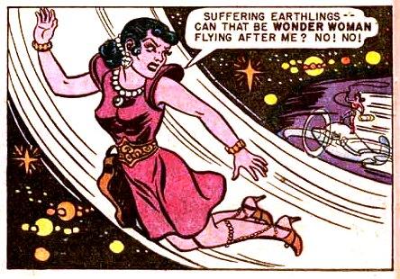 Badra (Earth-Two)