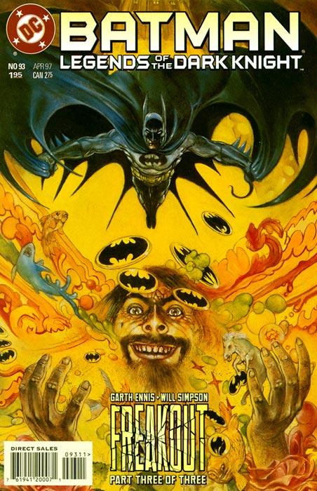 Batman: Freakout