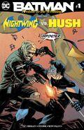 Batman Prelude to the Wedding Nightwing vs. Hush Vol 1 1