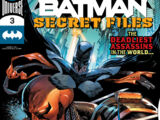 Batman Secret Files Vol 1 3