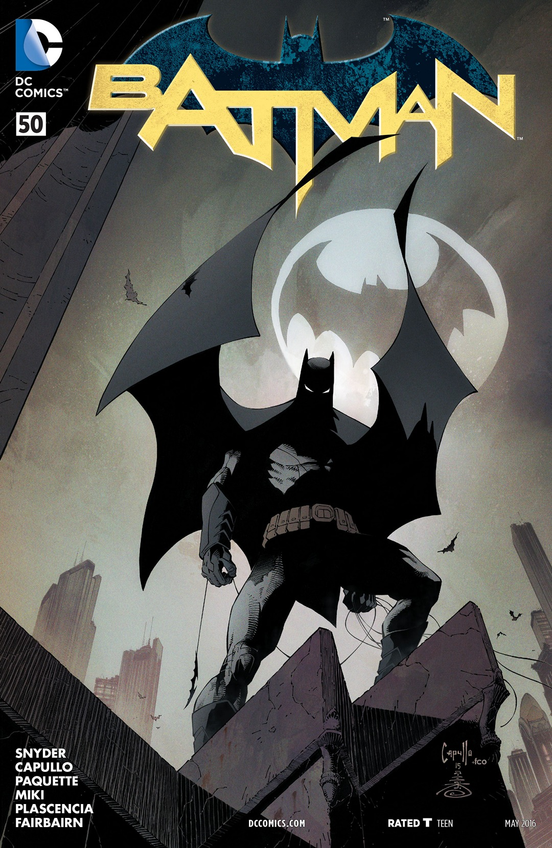 Batman Vol 2 50