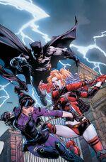 Punchline vs. Harley Quinn