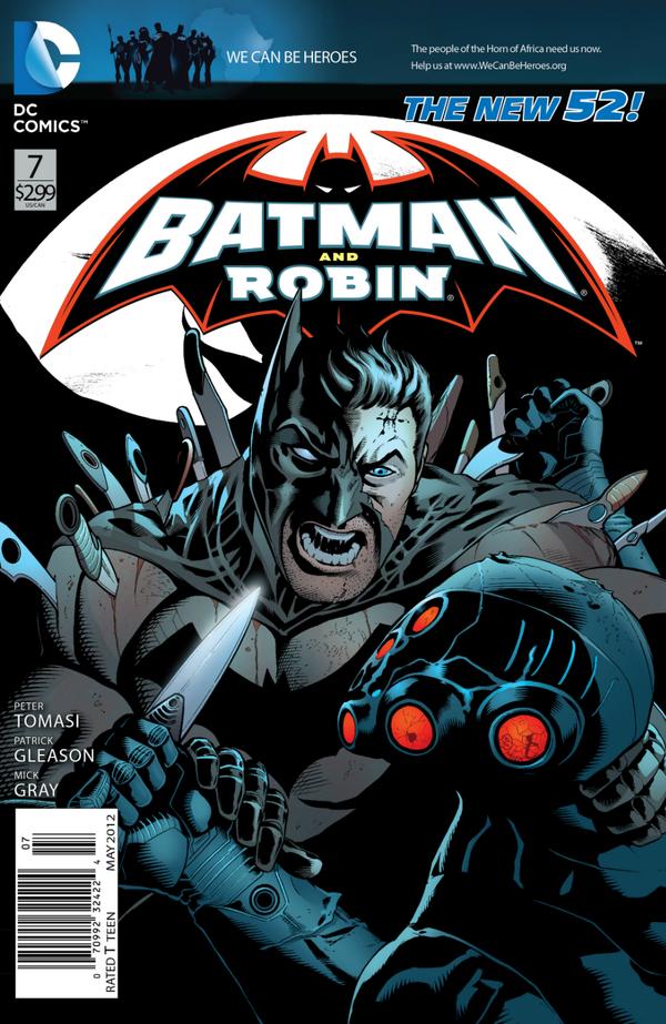 Batman and Robin Vol 2 7