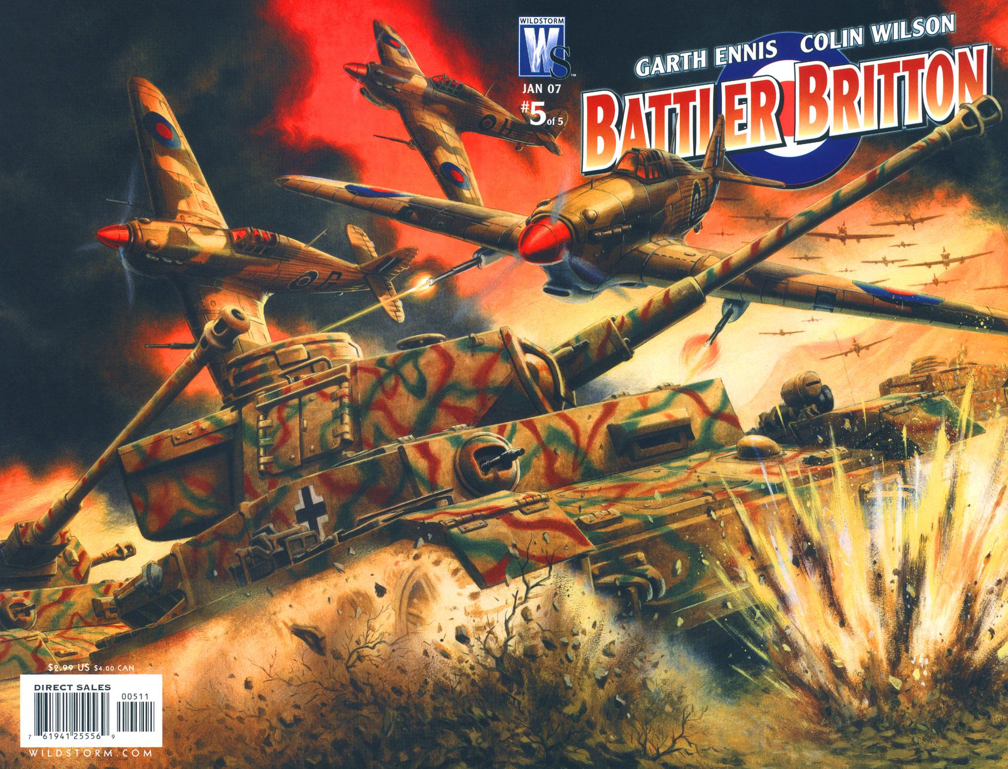 Battler Britton Vol 1 5