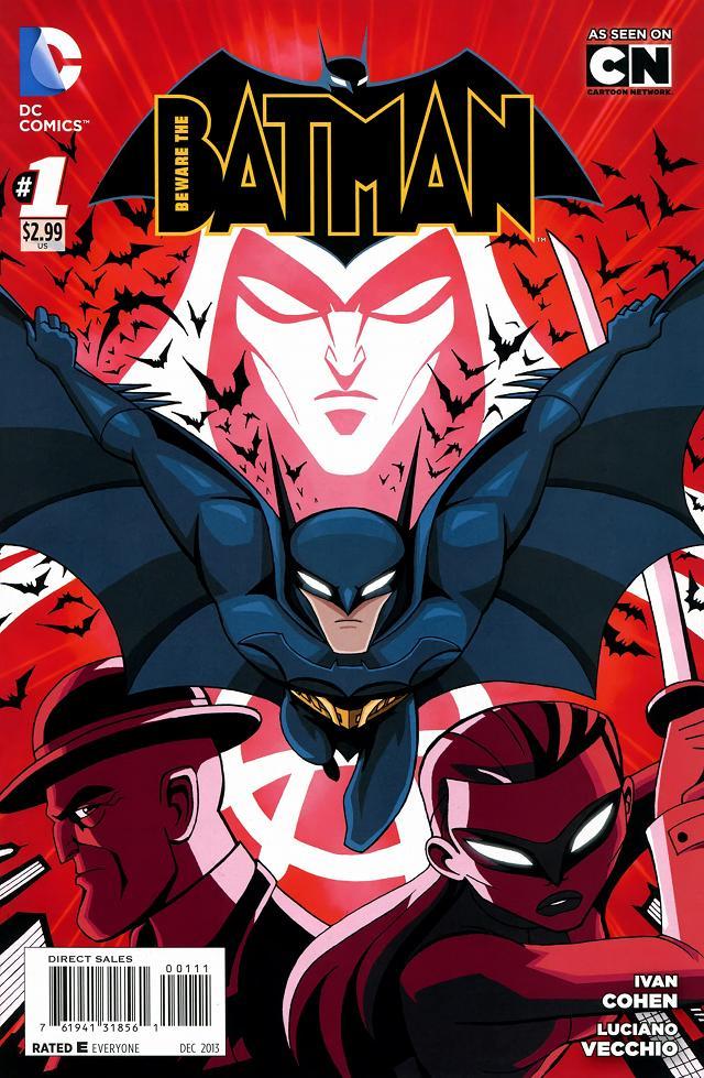 Beware the Batman Vol 1 1