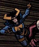 Bizarro Big Barda (New Earth)