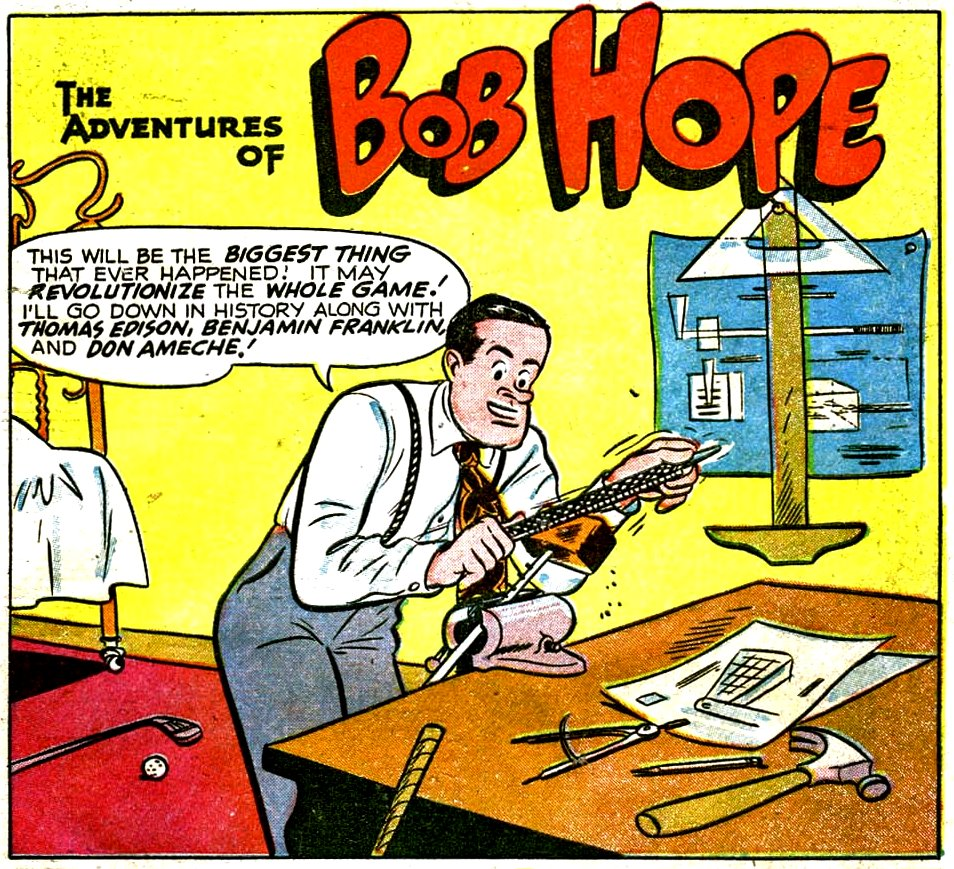 Bob Hope (New Earth)