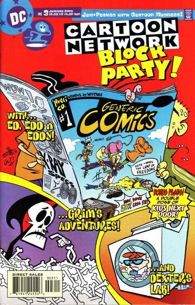 Cartoon Network Block Party Vol 1 3