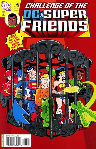 DC Super Friends Vol 1 6