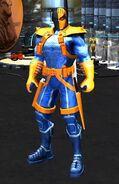 Deathstroke Hero Run 001