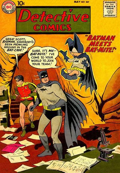 Detective Comics Vol 1 267