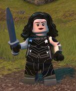 Donna Troy Lego Batman 0001