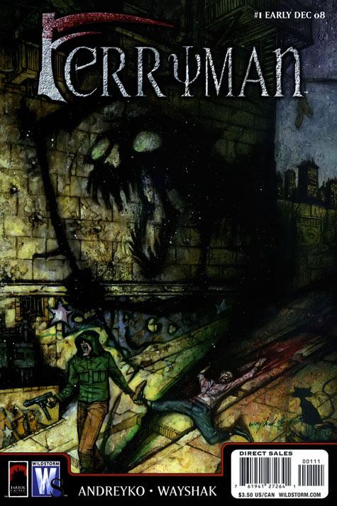 Ferryman Vol 1