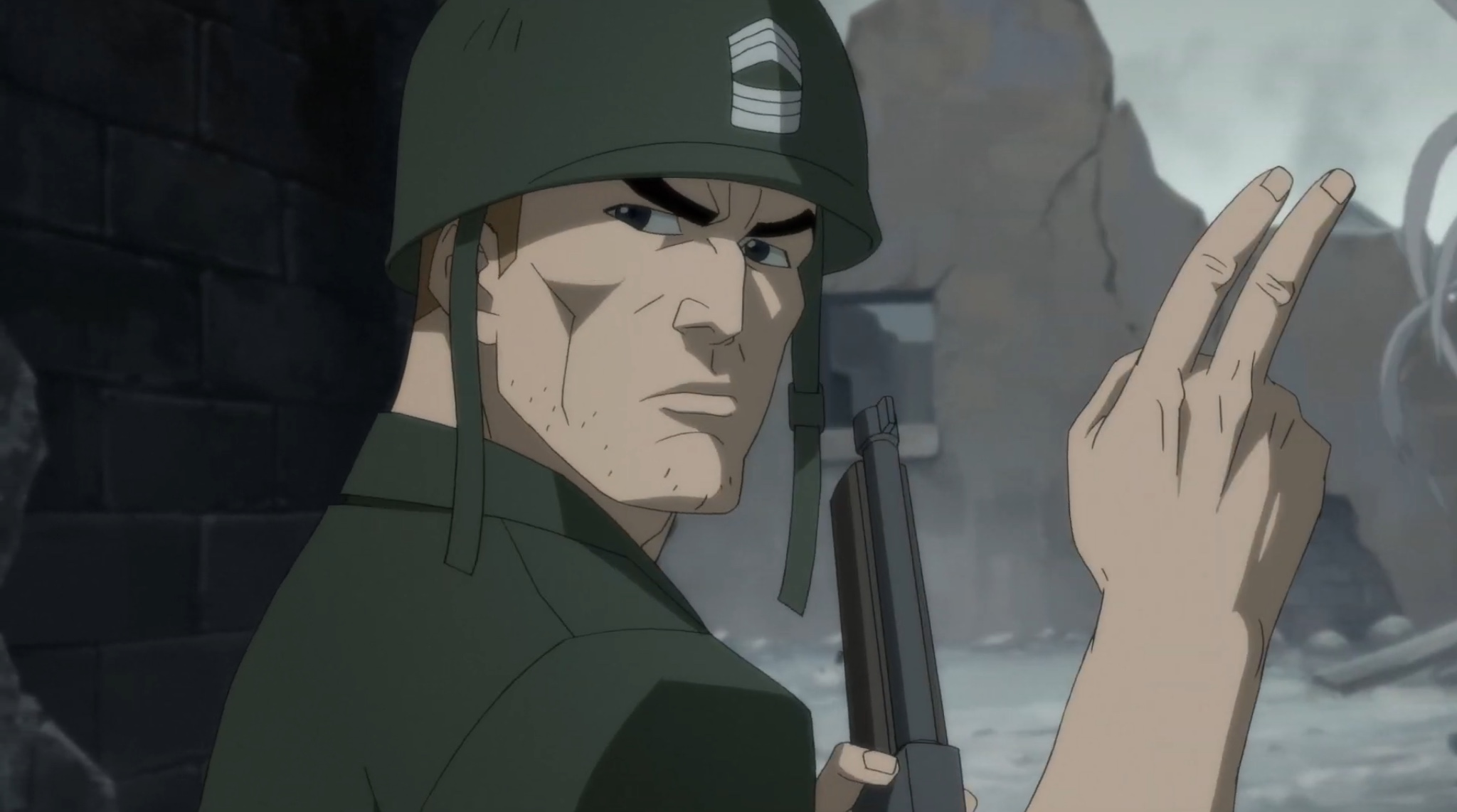 Franklin Rock (DC Showcase: Sgt. Rock)