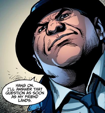 Harvey Bullock (Injustice)