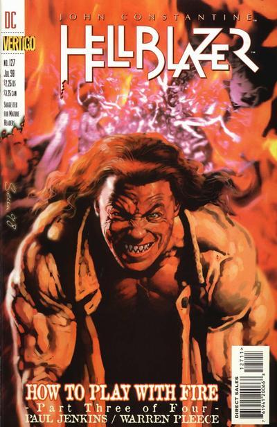 Hellblazer Vol 1 127