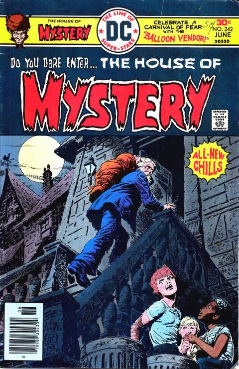 House of Mystery Vol 1 242