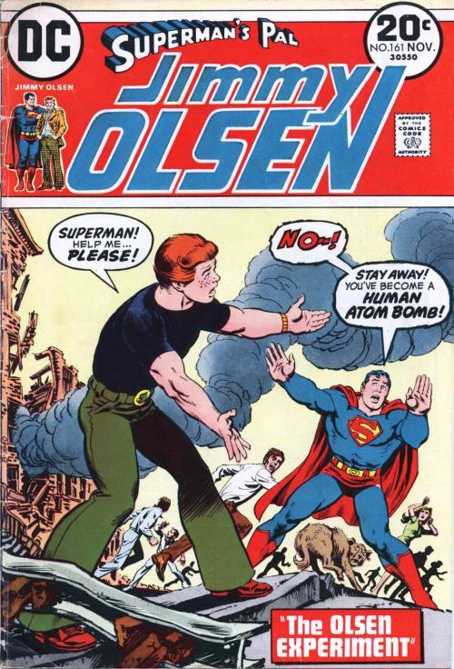 Superman's Pal, Jimmy Olsen Vol 1 161