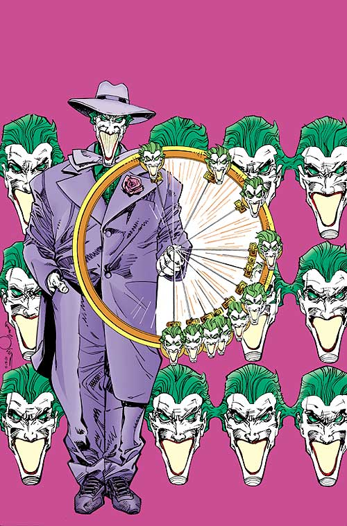 Joker: Last Laugh Secret Files and Origins Vol 1 1