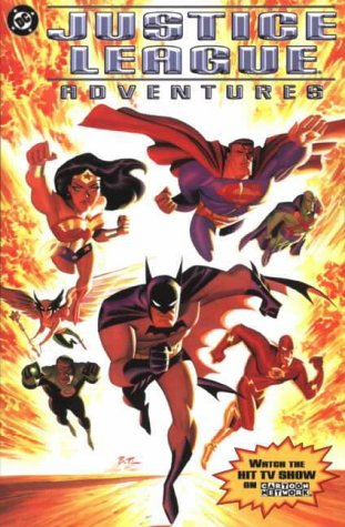 Justice League Adventures (Collected)