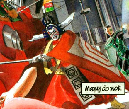 Kabuki Kommando (Earth-22)