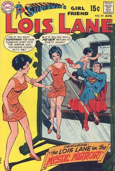 Superman's Girl Friend, Lois Lane Vol 1 94