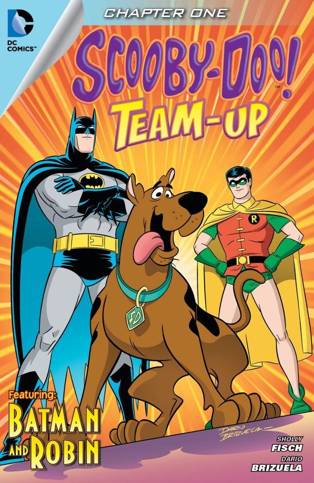 Scooby-Doo! Team-Up Vol 1 (Digital)
