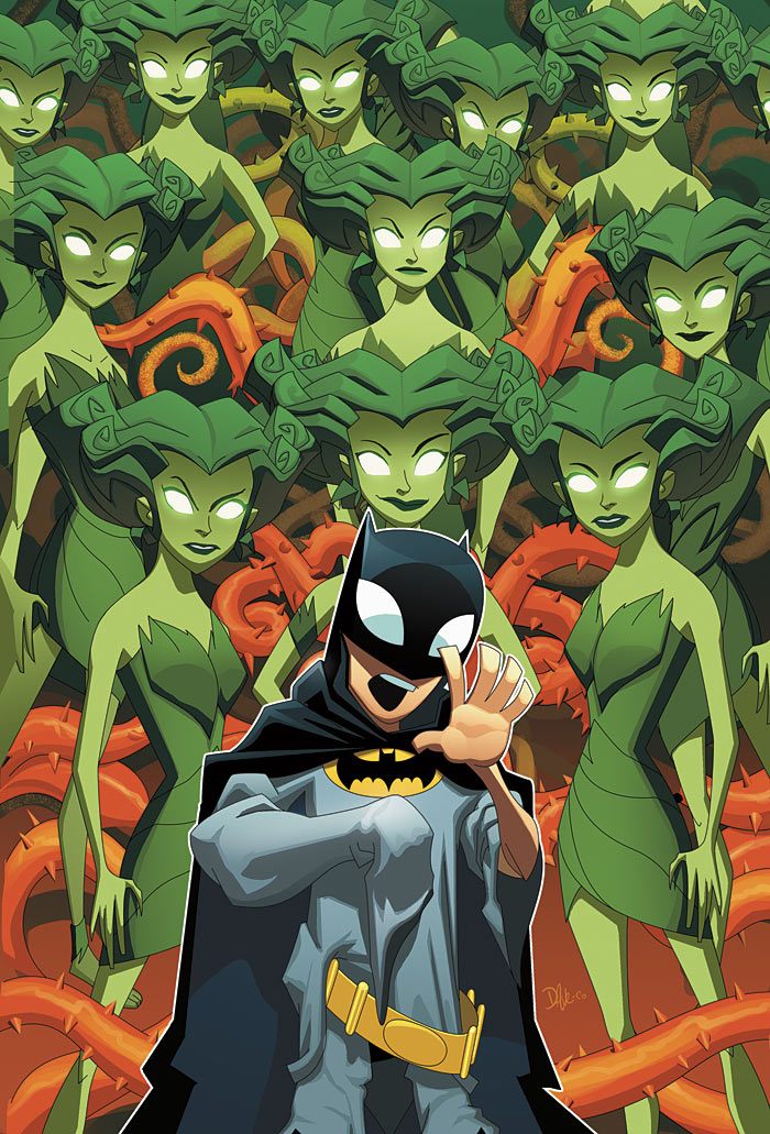 The Batman Strikes! Vol 1 33 Textless.jpg