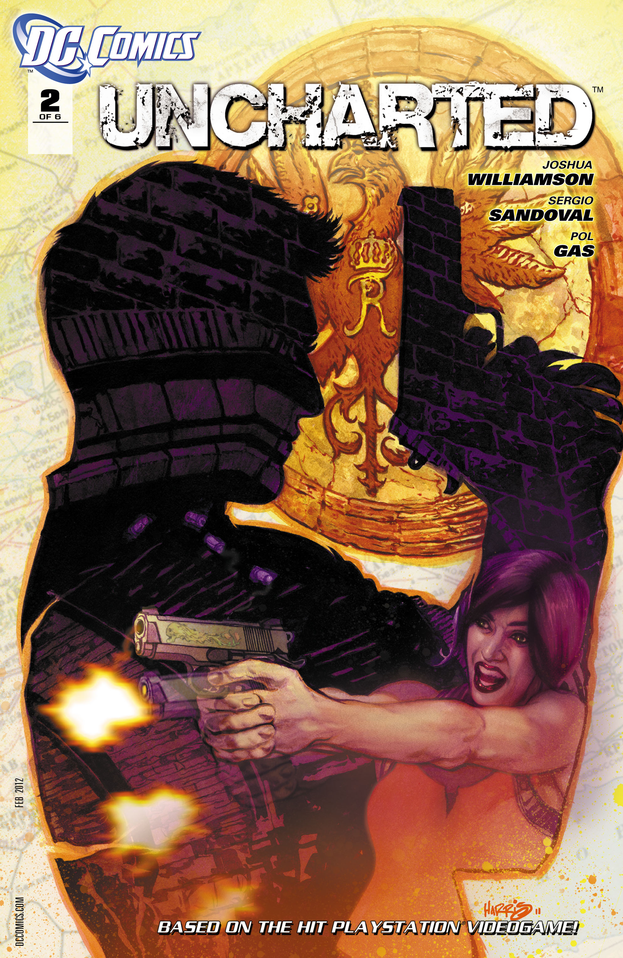 Uncharted Vol 1 2
