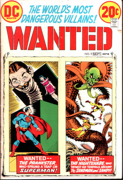 Wanted Vol 1 9