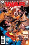 War of the Supermen Vol 1 1