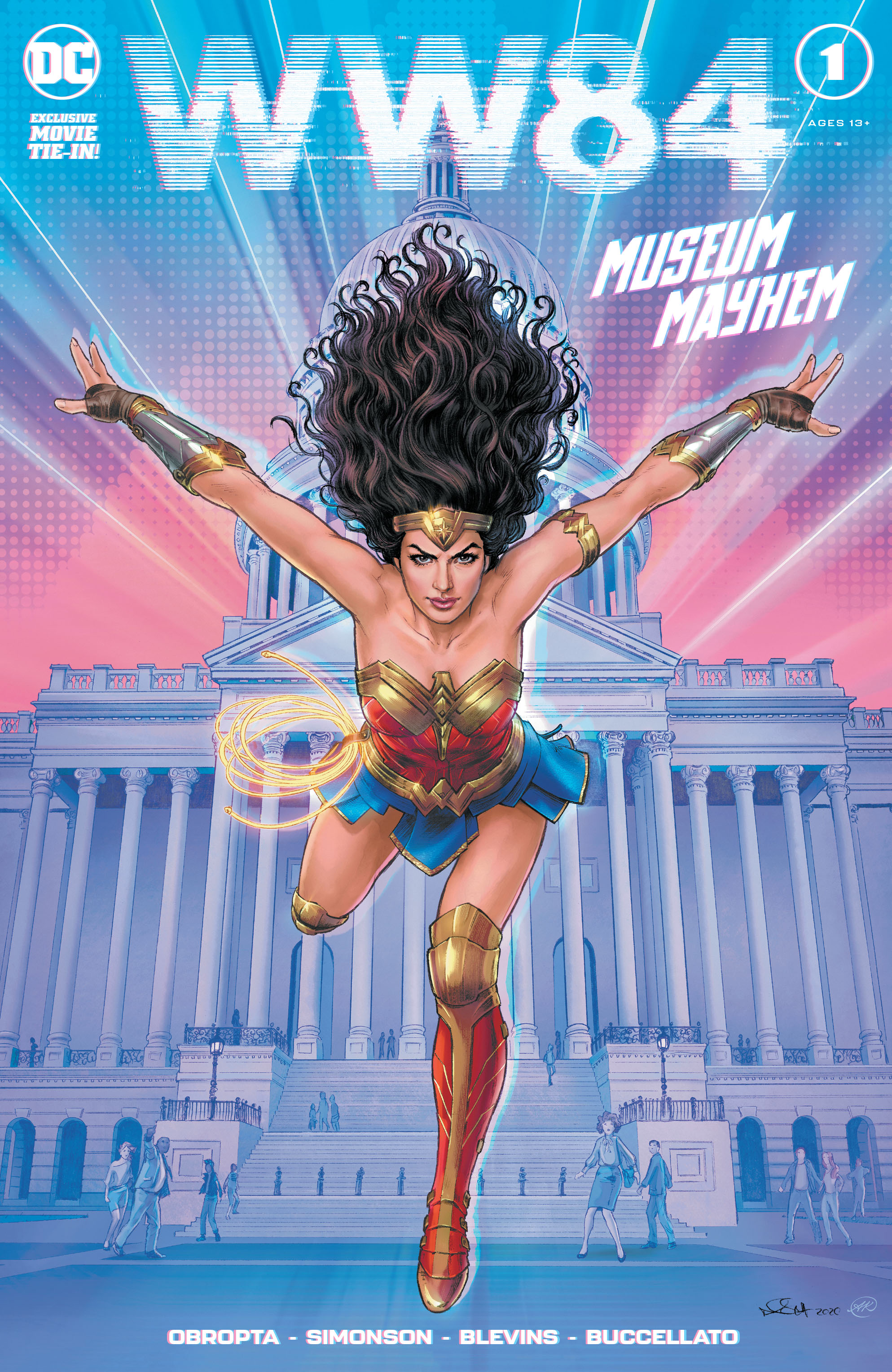 Wonder Woman 1984 Vol 1 1
