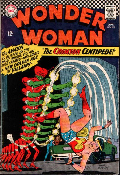 Wonder Woman Vol 1 169