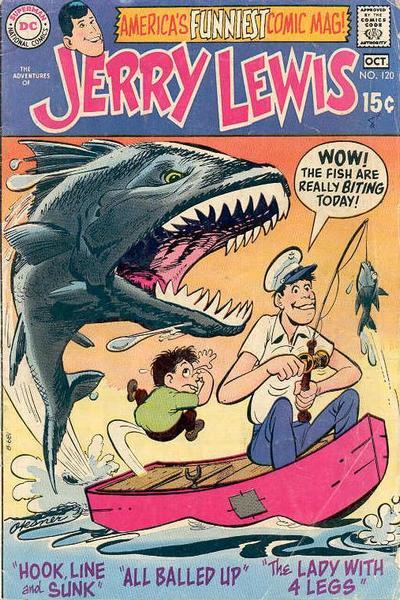 Adventures of Jerry Lewis Vol 1 120