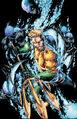 Aquaman Vol 7 52 New 52 Textless Variant