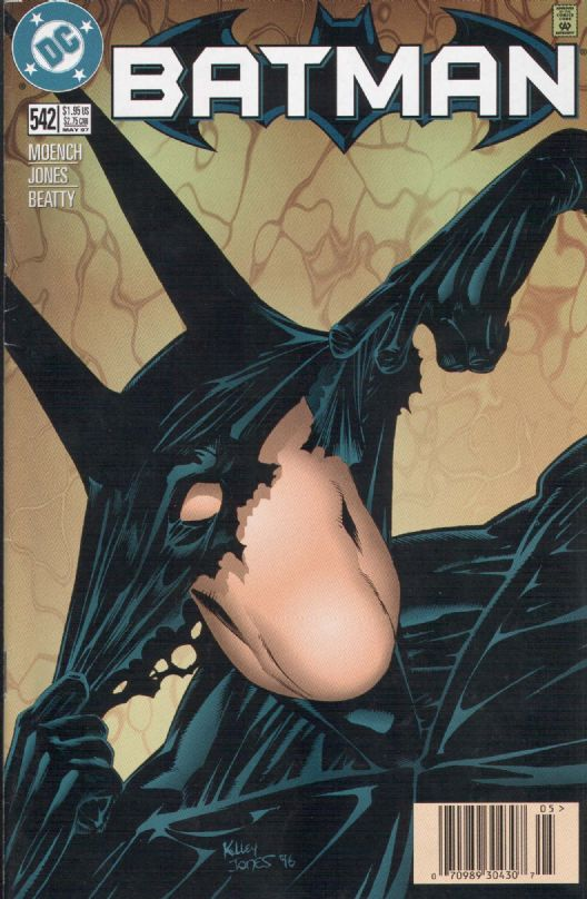 Batman Vol 1 542