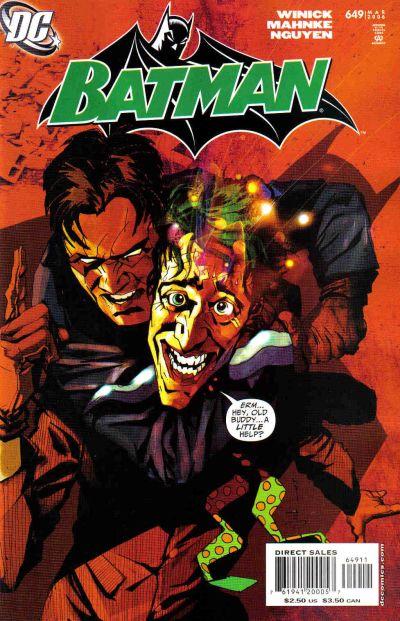 Batman Vol 1 649