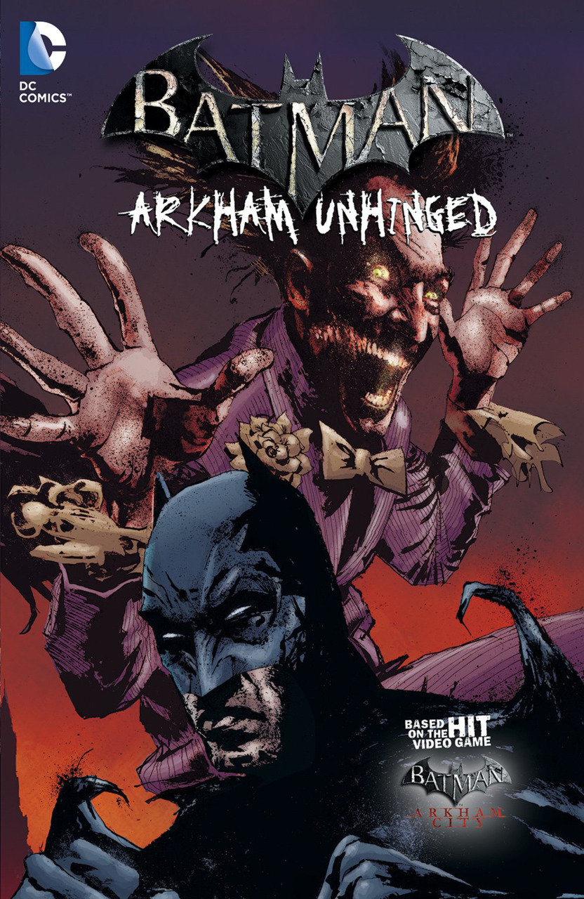 Batman: Arkham Unhinged Vol. 3 (Collected)