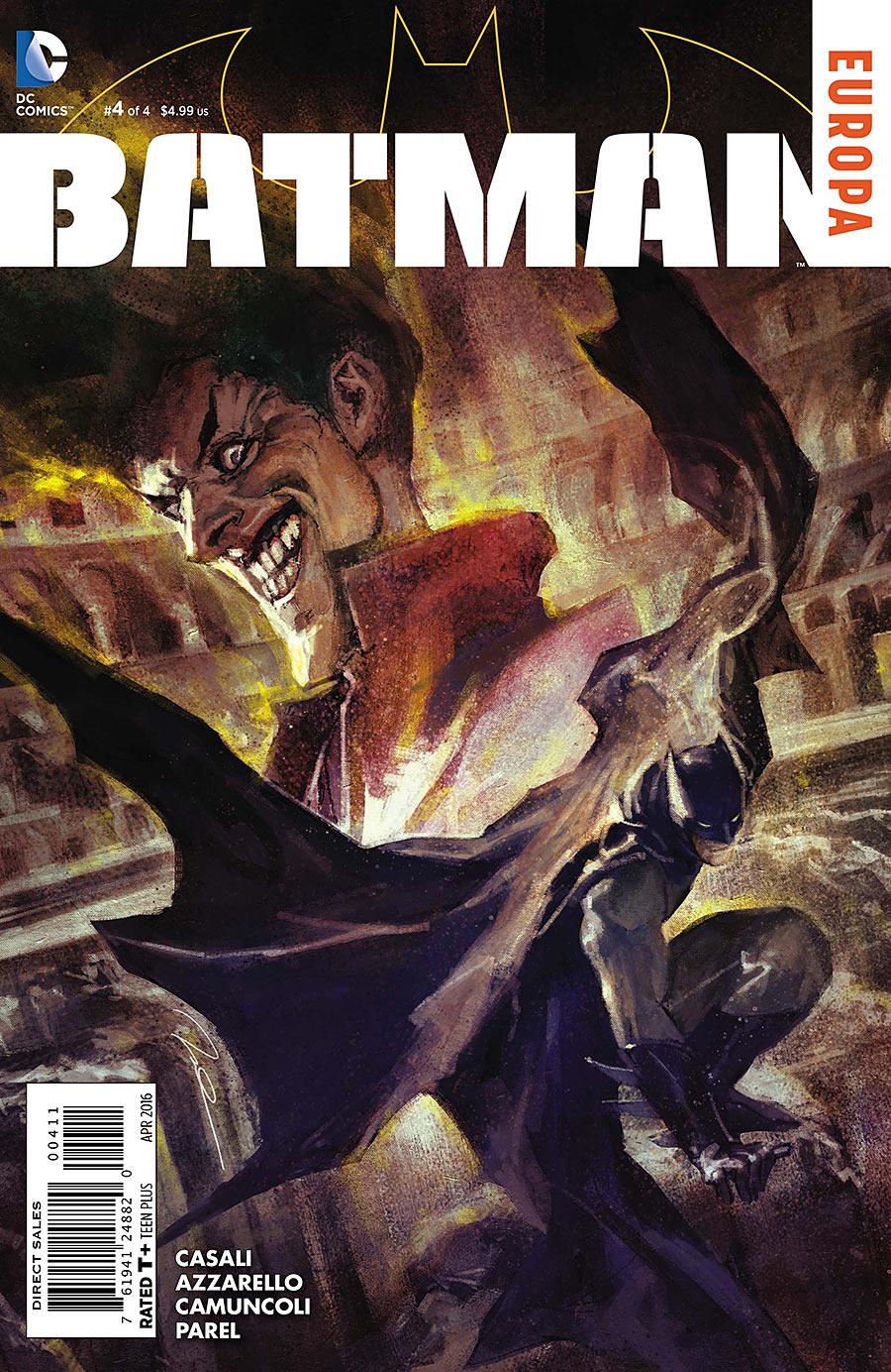 Batman: Europa Vol 1 4