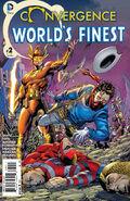 Convergence World's Finest Comics Vol 1 2
