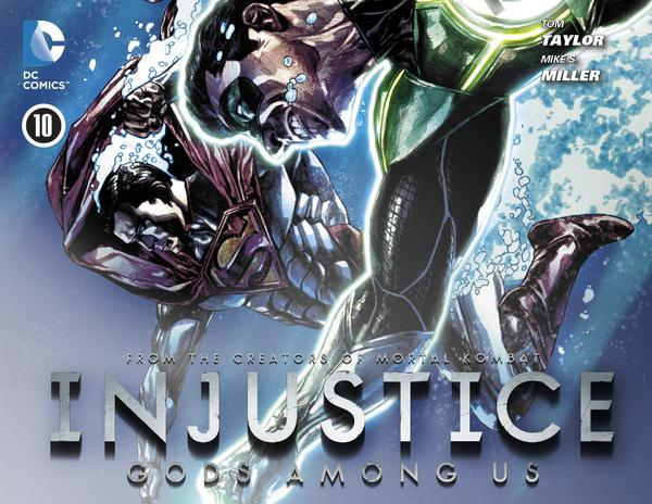 Injustice: Gods Among Us Vol 1 10 (Digital)