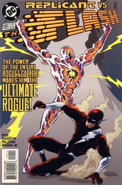 The Flash Vol 2 155
